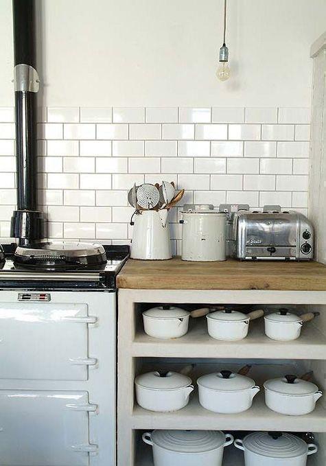 Kjøkken – Mama Baut Ein Haus – Vår Rødt Hus